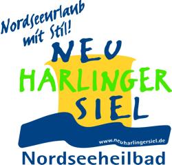 Zeigt das Kundenlogo von Neuharlingersiel, Deutschland