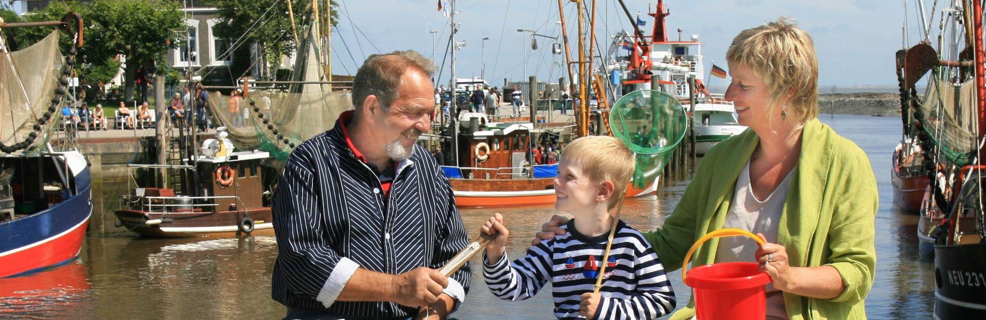 Familienurlaub Nordsee
