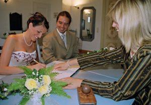Heiraten im Sielhof