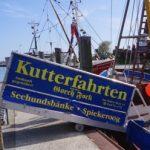 Kutterfahrten mit dem Fischkutter Gorch Fock