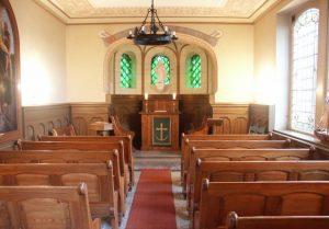 Maritime Kapelle im Sielhof