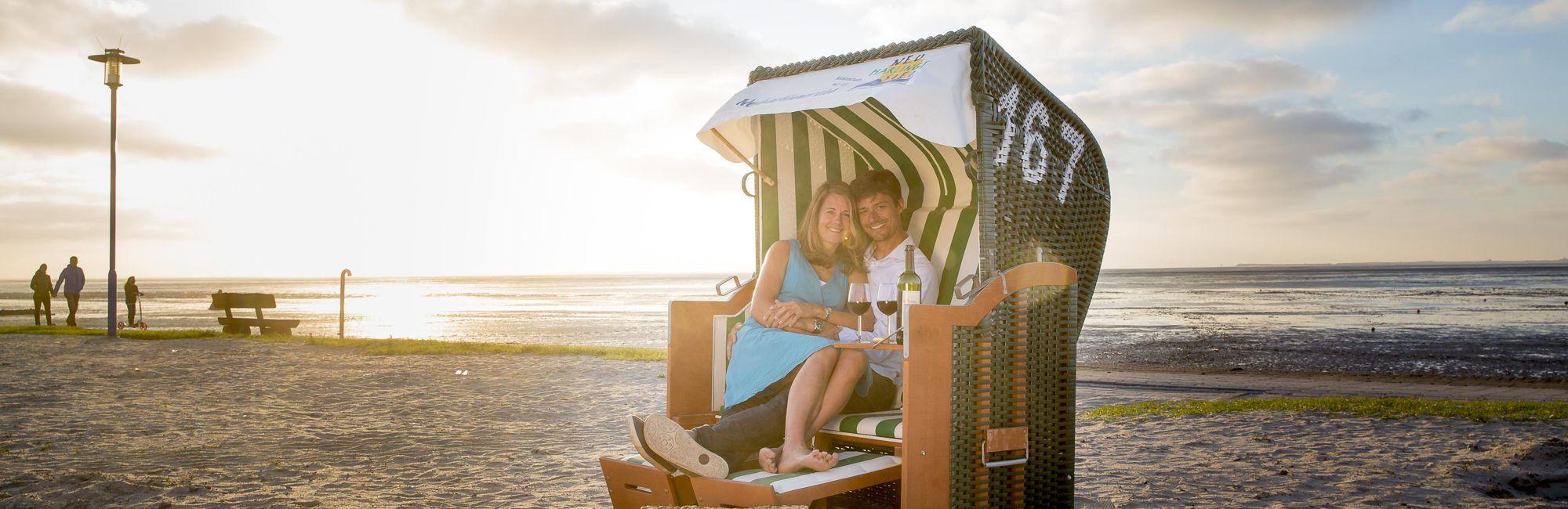 Arrangements und Pauschalen für den Nordseeurlaub in Ostfriesland