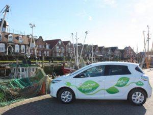 Nordsee-Flitzer - Das smarte Elektro-Auto für Ihren Nordseeurlaub