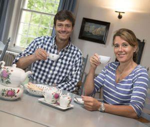 Tee und mehr Echt Ostfriesisch - Veranstaltungen in Neuharlingersiels Haus des Gastes