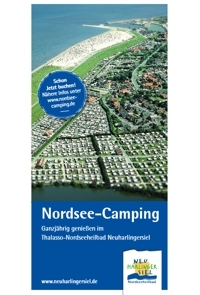 Nordsee Camping Flyer 2019