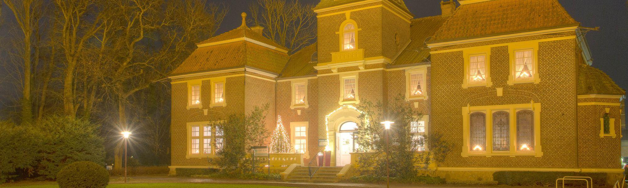 Weihnachtszauber in Neuharlingersiel - Geschichten bei Kerzenschein und Glühwein