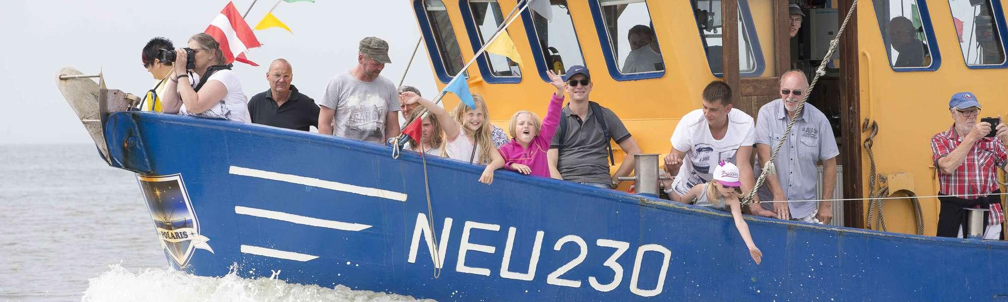 Familienerlebnis Nordsee