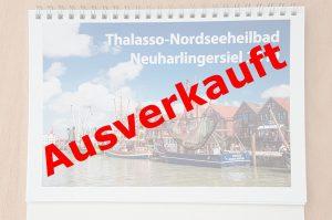 Neuharlingersiel Tischkalender 2019 - Ausverkauft
