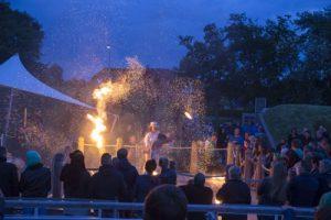 Sommernacht Im BadeWerk Neuharlingersiel