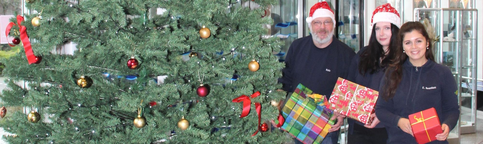 Weihnachtsprogramm Leuchttürmchen-Club Neuharlingersiel