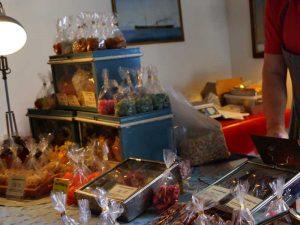 Ostermarkt Bonbons nach alter Rezeptur