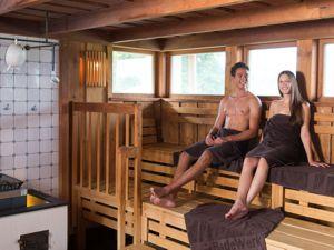 Sauna - Saunieren im BadeWerk Neuharlingersiel