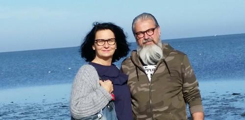 Steffi und Frank