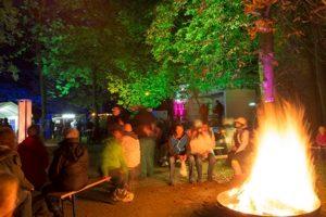 Lichterfest Sielhofpark Neuharlingersiel