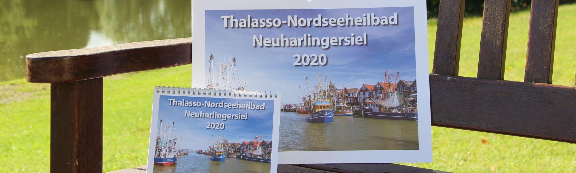 Neuharlingersiel Kalender 2020