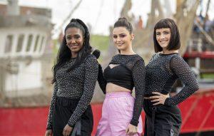 ZDF-Fernsehgarten on Tour in Neuharlingersiel - 13.10.2019 - Cher Lloyd, Pop-Queen aus Großbritannien - Foto: ZDF/Sascha Baumann