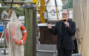 ZDF-Fernsehgarten On Tour Neuharlingersiel - 29.09.2019 - Wolfgang Trepper - Foto: ZDF/Sascha Baumann