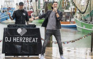 ZDF-Fernsehgarten On Tour Neuharlingersiel - 29.09.2019 - DJ Heartbeat - Axel Fischer - Foto: ZDF/Sascha Baumann