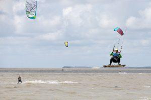Ein Urlaub an der Nordsee in Neuharlingersiel kann auch aktiv gestaltet werden