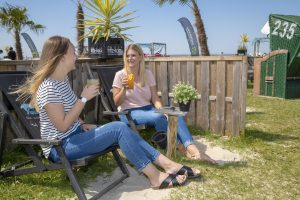 Cocktails an der Strandbar