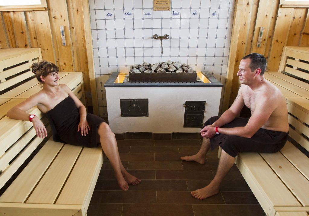 Strandhallen Sauna