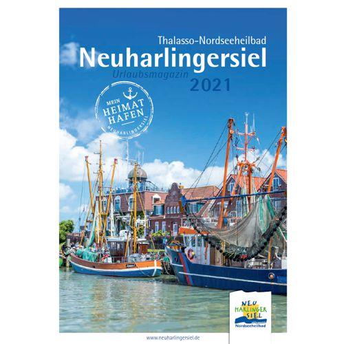 Urlaubsmagazin Neuharlingersiel 2021