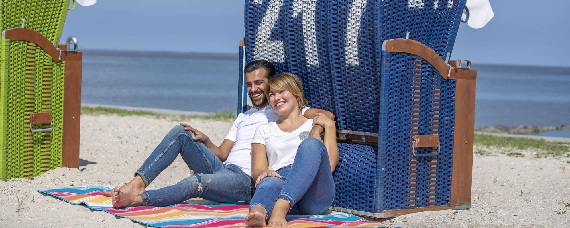 Nordseeurlaub für Paare