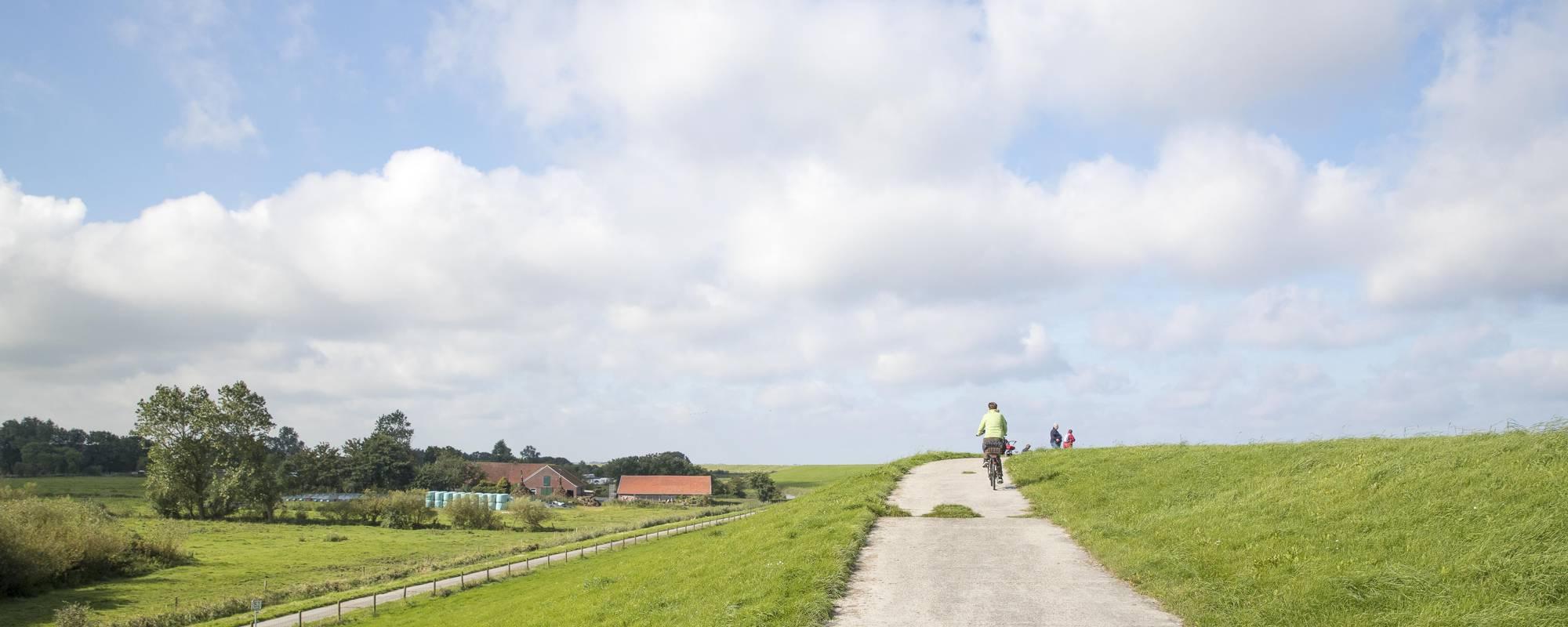 Radfahren in Ostfriesland und an der Nordseeküste