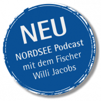 NORDSEE Podcast mit dem Fischer Willi Jacobs