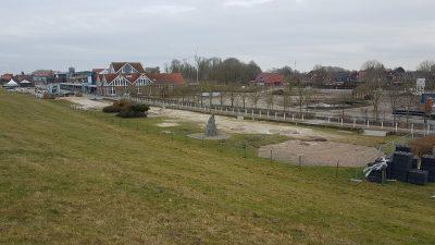Rückbau Spielplatz am BadeWerk