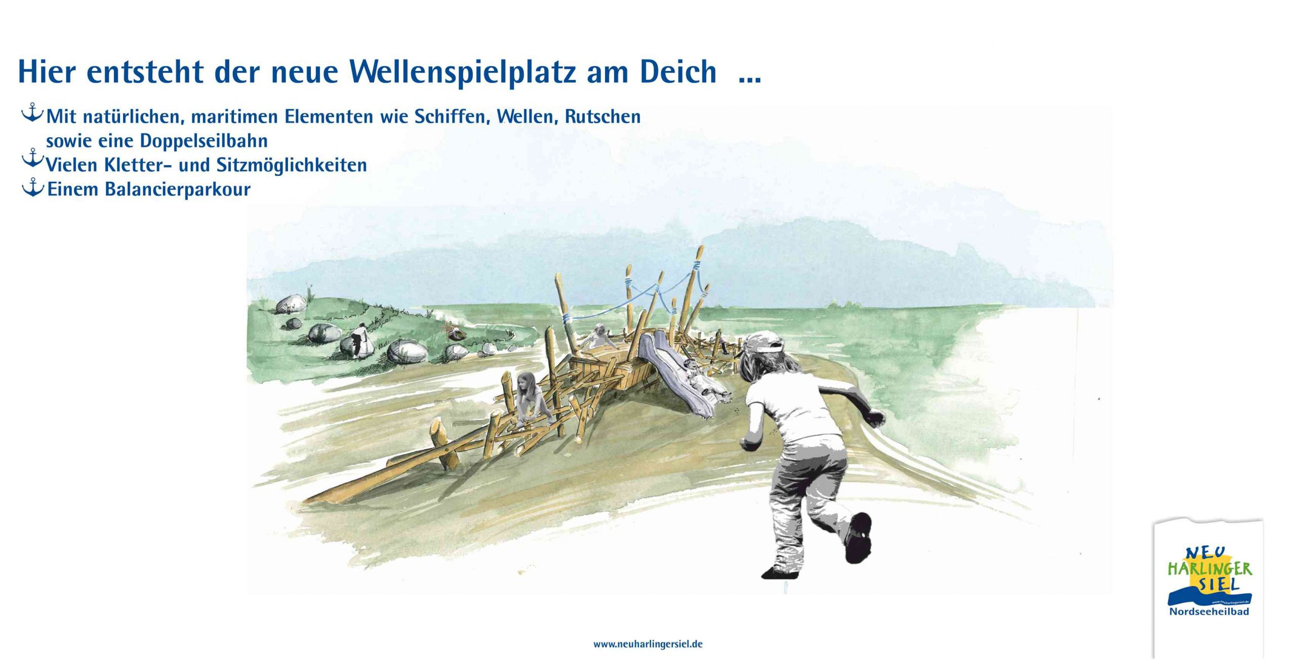Wellenspielplatz am Deich(3)