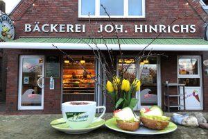 Bäckerei Hinrichs – Die gute Bäckerei in Neuharlingersiel