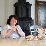 Tesstunde mit Gisela im Haus des Gastes