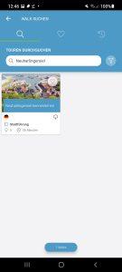 Ansicht Neuharlingersiel Audio-Tour Suchergebnis