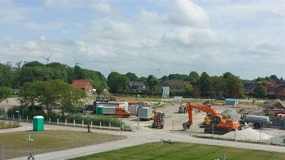 Umbau Kurpark Neuharlingersiel