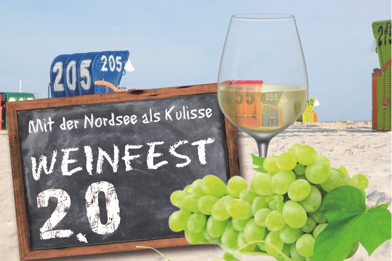 Weinfest Neuharlingersiel