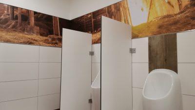 Herren-Toiletten Gulfhof