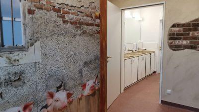 Toiletten Gulfhof