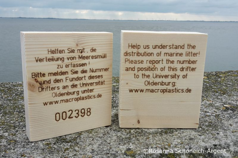 "Neuharlingersiel ist Auswurfort beim Projekt ""Makroplastik Nordsee"""