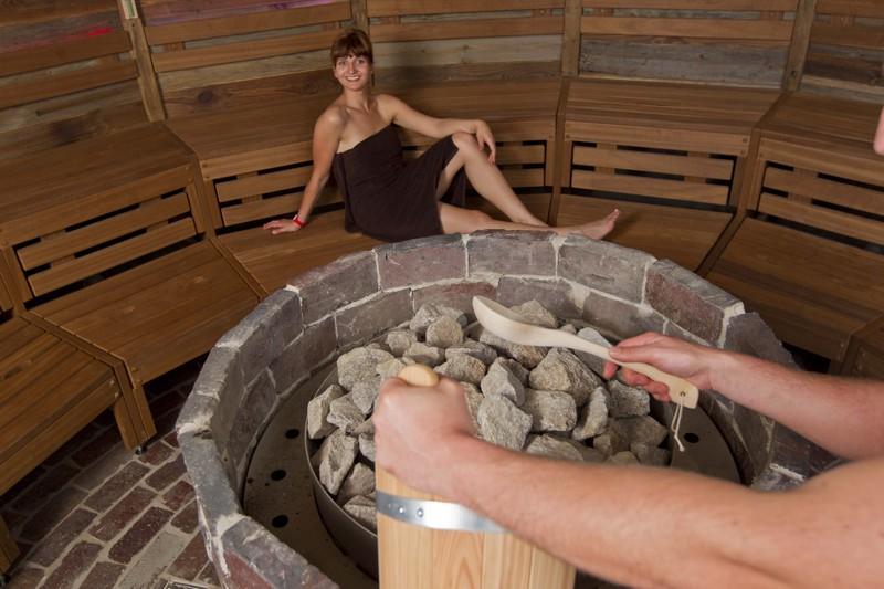 BadeWerk Sauna Aufguss